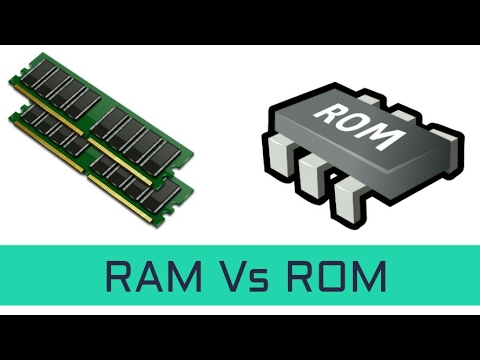 RAM vs ROM IN HINDI what is ram and rom