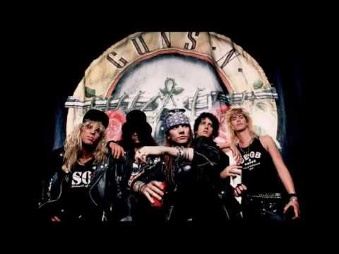Guns n' roses- 6.Ain't it fun  (The spaghetti incident?)