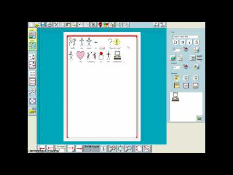 Widgit Screencast