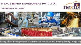 Industrial Shed And Warehouse On Rent Lease At Nexus Industrial Park Phase-1 Vadodara Gujarat India