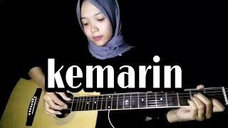KEMARIN - Seventeen | Gitar Cover by Nafidha dt