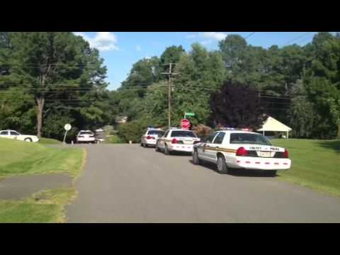 WATCH: Live from scene of police standoff