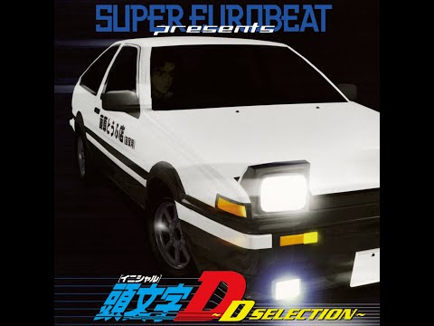 DAVE RODGERS / SPACE BOY【頭文字D/INITIAL D】