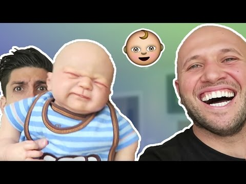 5 BABY PRANKS IN PUBLIC! - HOW TO PRANK