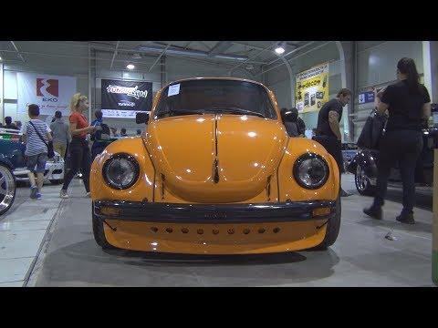 Volkswagen Beetle 1303 RS Tuned Exterior and Interior