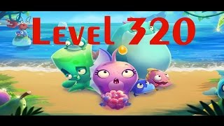 nibblers level 320 boss bambolero gameplay walkthrough rovio entertainment no boosters