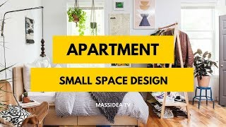 100+ Awesome Small Space Apartment Design Ideas All Time