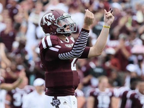 """Bounce Back"" Johnny Manziel Heisman Highlights"