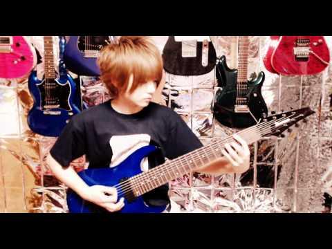 【MintJam】 Prometheus Guitar Solo Cover