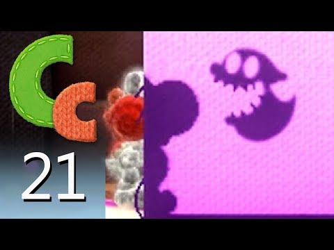 Yoshi's Woolly World – Episode 21: Spooky Scraps!