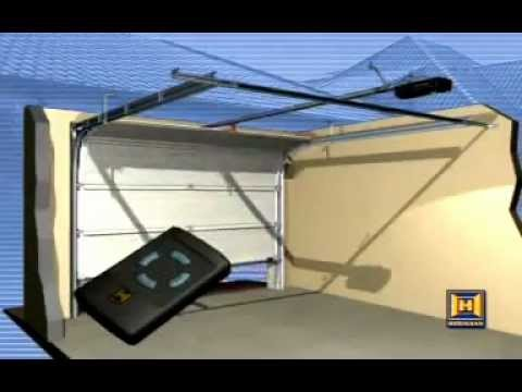 hormann promatic series 2 electric operator guide youtube. Black Bedroom Furniture Sets. Home Design Ideas