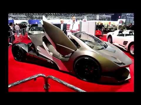 Lamborghini Espera Sbarro Evoluzione Youtube
