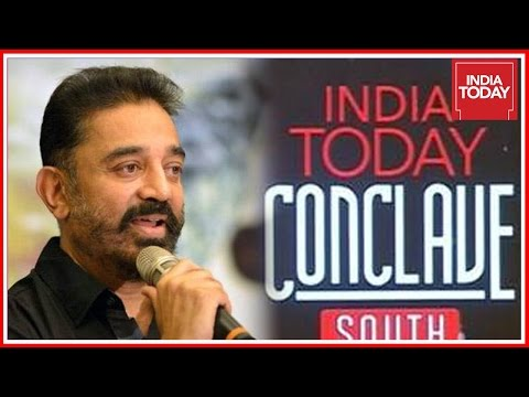 Best Moments Of Kamal Haasan At India Today South Conclave 2017