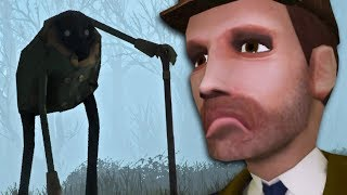 Slenderbot is coming for me! (Sir, You Are Being Hunted #2)