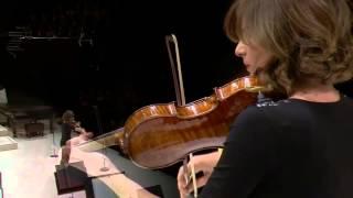 Lisa Batiashvili - We Agree to Disagree Concert, Helsinki, Aug 2014