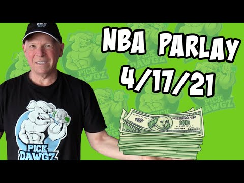 Free NBA Parlay Mitch's NBA Parlay for 4/17/21 NBA Pick and Prediction