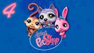 Littlest Pet Shop: The Game - 1080p60 HD Walkthrough Part 4 - Garden World #2