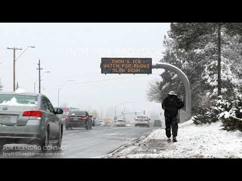 01-06-19 Flagstaff, AZ - Winter Storm