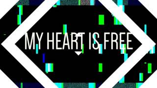 My Heart Is Free  - Lyric Video - Vineyard UK Worship from