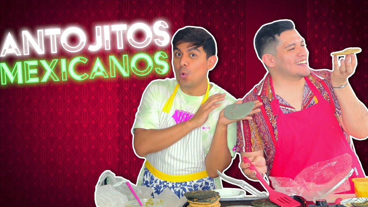 Antojería Mexicana, ¡Pásele, Pásele! | Pepe & Teo