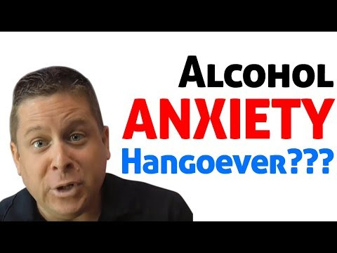 Anxiety Hangover After Drinking? Why do I have so much anxiety the day after drinking?