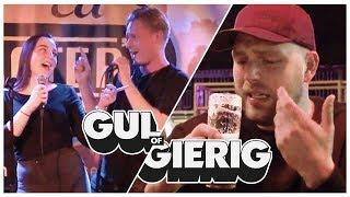 Is FRIESLAND gieriger dan GRONINGEN?! - Gul of Gierig  | Gierige Gasten