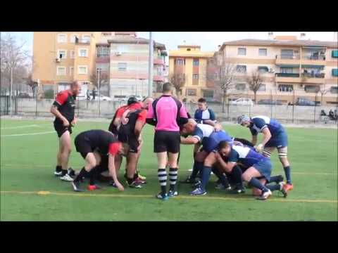 CD Granada 2004 Rugby - CD Universidad de Granada B  (0 - 48)