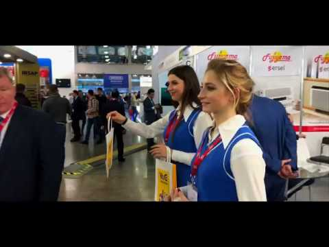 Дюйм на Aquatherm Moscow 2019