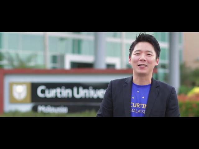 Curtin University Malaysia in Town!