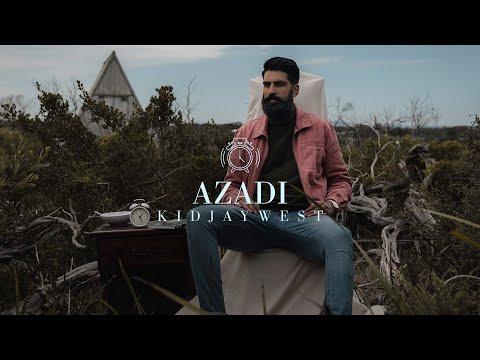 Kidjaywest - AZADI (Official Music Video)