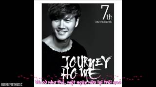 Cover images [Vietsub] KIM JONG KOOK - SO PRETTY  (너무 예뻤어) [7TH ALBUM JOURNEY HOME]