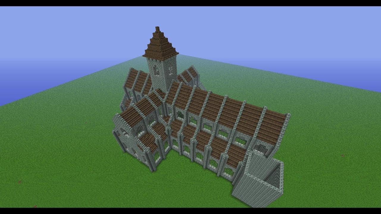 Buildings Minecraft Tutorial