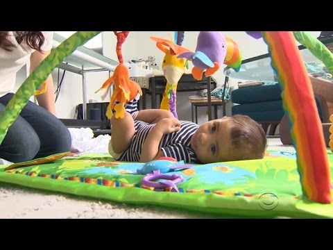 Study: Many parents put infants to sleep in dangerous positions