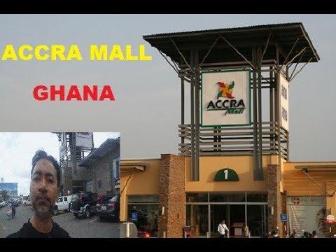 Accra Mall - Ghana