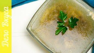 Как приготовить вкусный домашний холодец (холодное) - рецепт от Дело Вкуса