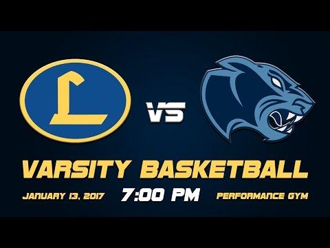 Loyola Blakefield Varsity Basketball v. St. Vincent Pallotti High School