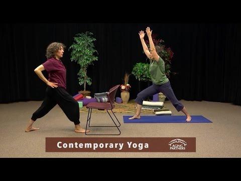 Contemporary Yoga 1 (June 2016)