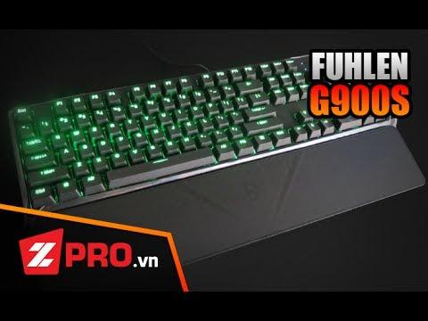 ZPRO.VN – Bàn phím cơ Fuhlen G900s