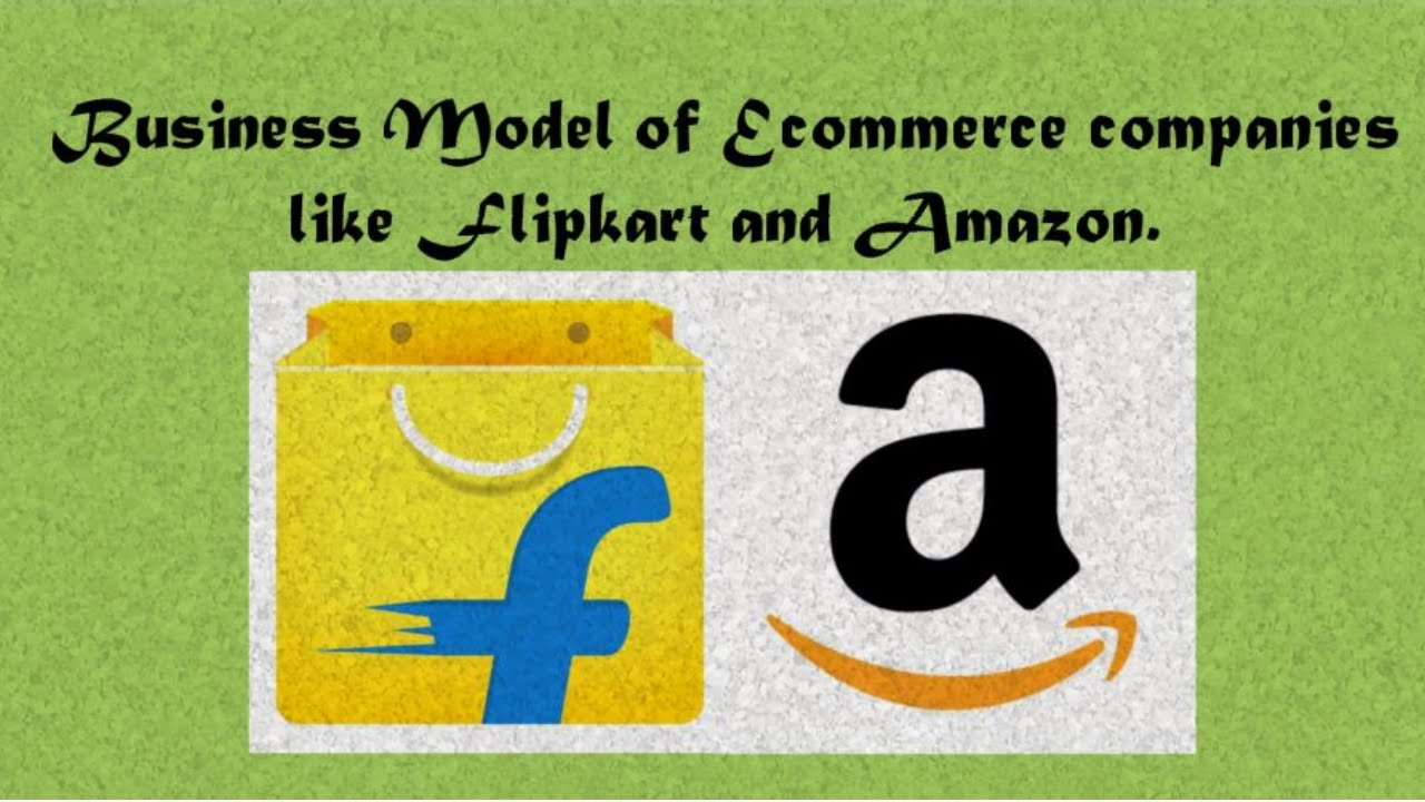 How E Commerce Works Business Model Of Ecommerce Companies Like