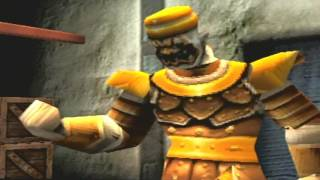 Wu-Tang: Shaolin Style - Raekwon Gameplay (No Commentary)