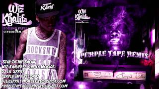 Wiz Khalifa ft. Chevy Woods - Star Of The Show (Slowed & Chopped) DJ Lil Sprite
