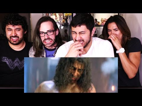 APARICHITANNIYAN SPLIT PERSONALITY FIGHT   Reaction!