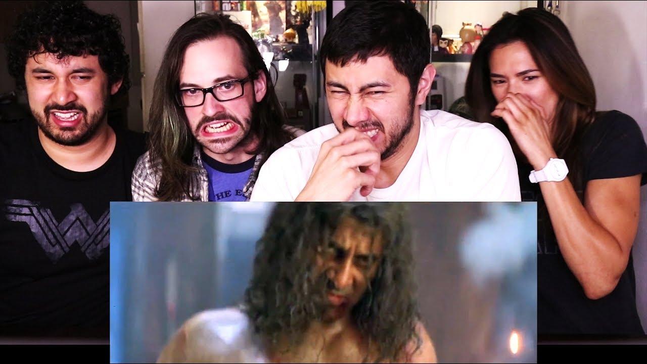 APARICHIT-ANNIYAN SPLIT PERSONALITY FIGHT SCENE | Reaction!