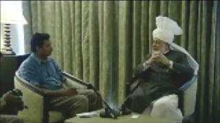 Huzoor's Press Interviews at Cochin, Kerala - Part 3(English)