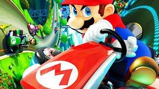 Mario Kart with The Crew!