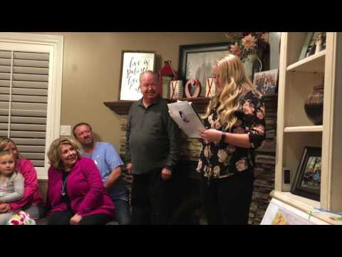 Brinlee Hamblin Mission Call Opening