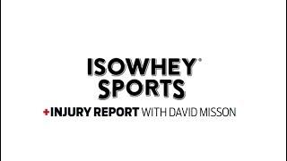 Preliminary Final Injury Report: David Misson