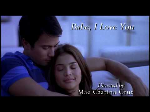 Babe, I Love You is listed (or ranked) 16 on the list Movies Distributed by Star Cinema
