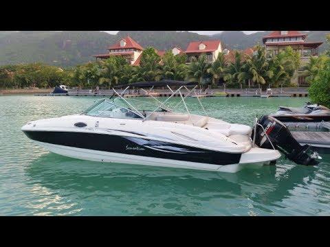 Seychelles -  Location de bateau - L'Offshore Mahe