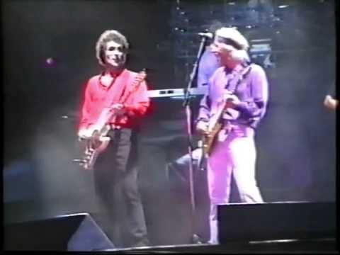 "Dire Straits ""Heavy fuel"" 1992 Earls Court, London"